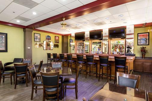 底特律都会机场克拉丽奥酒店 - 罗穆卢斯 - 酒吧