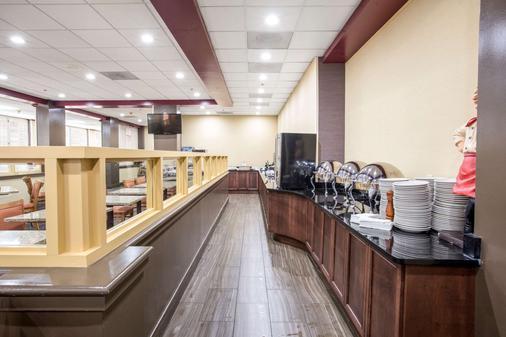 底特律都会机场克拉丽奥酒店 - 罗穆卢斯 - 自助餐