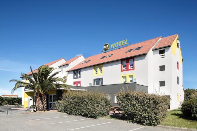佩皮尼昂北机场民宿酒店 - 佩皮尼昂 - 建筑