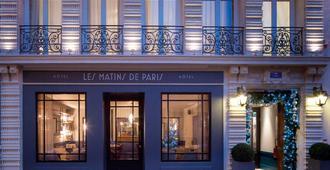 巴黎早晨Spa酒店 - 巴黎 - 建筑