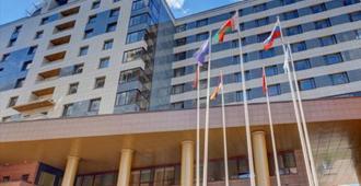 博罗蒂诺酒店 - 莫斯科 - 建筑