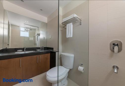 特洛皮卡纳套房酒店 - 马尼拉 - 浴室