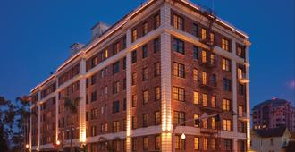 公园酒店 - 圣地亚哥 - 建筑