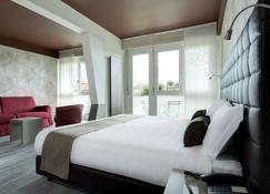 贝斯特韦斯特欧陆酒店 - 乌迪内 - 睡房