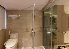 峻美商旅 - 台北 - 浴室