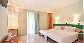 海神酒店和公寓 - 科斯镇 - 睡房