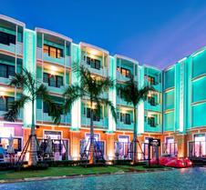 芭提雅微浪酒店