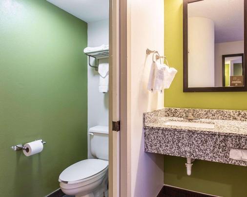 布什河大道司丽普酒店 - 哥伦比亚 - 浴室
