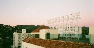 好莱坞罗斯福酒店 - 洛杉矶 - 户外景观