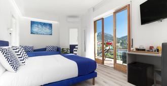 席洛可套房酒店 - 圣安吉洛 - 睡房