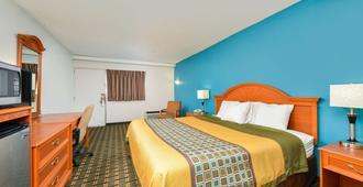 伊麗莎白鎮美洲最佳價值酒店 - 伊丽莎白敦 - 睡房