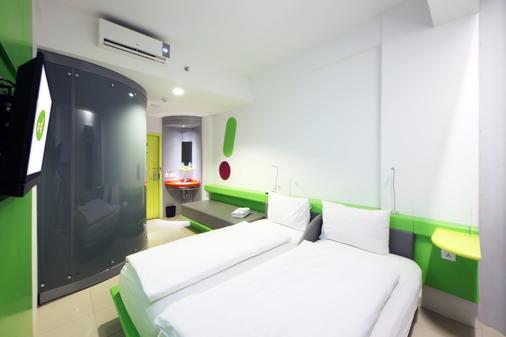 雅加达太贝特pop!酒店 - 南雅加达 - 睡房