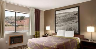 杜兰戈速8汽车旅馆 - 杜兰戈 - 睡房