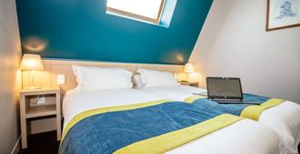 最佳西方Plus酒店-瓦纳市中心 - 瓦纳 - 睡房