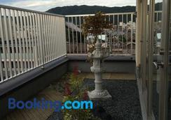 韩亚酒店 - 京都 - 阳台