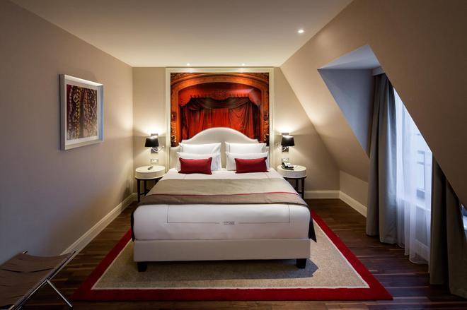 柏林泰坦尼克号豪华酒店 - 柏林 - 睡房