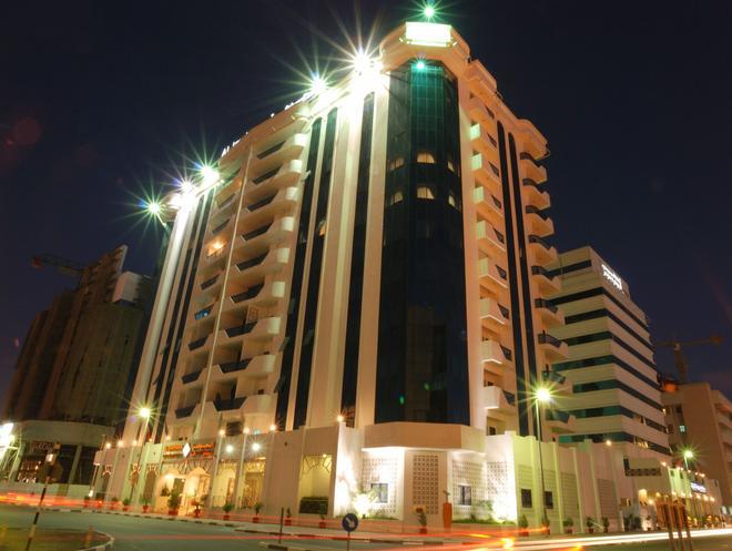迦哇拉酒店公寓 - 迪拜 - 建筑
