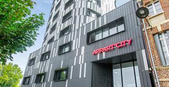 亚眠教堂车站城市公寓酒店 - 亚眠 - 建筑