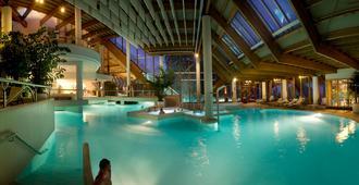 温泉2000酒店 - 法尔肯堡 - 游泳池