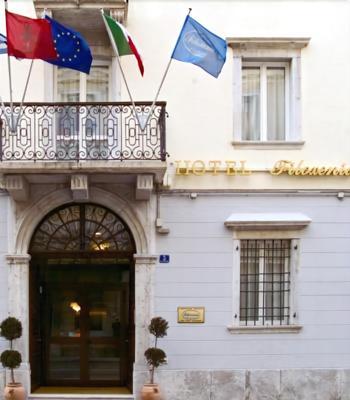 菲罗圣尼亚酒店 - 的里雅斯特 - 建筑