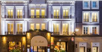 德拉波斯特贝斯特韦斯特Spa酒店 - 特鲁瓦 - 建筑