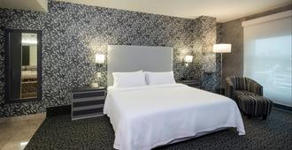 Nh克雷塔罗酒店 - 克雷塔罗 - 睡房