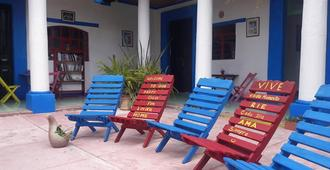 帕科之家旅馆 - 圣克里斯托瓦尔-德拉斯卡萨斯 - 睡房