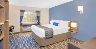 温德姆大海城市米克特尔旅馆和套房 - 大洋城 - 睡房