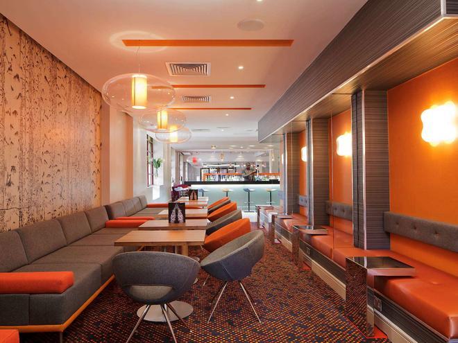 伯明翰市中心诺富特酒店 - 伯明翰 - 餐馆