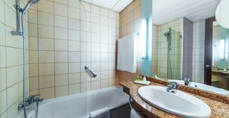 Nh布达佩斯城市酒店 - 布达佩斯 - 浴室