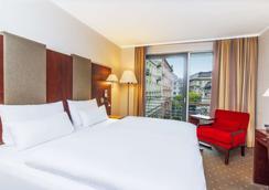 Nh布达佩斯城市酒店 - 布达佩斯 - 睡房