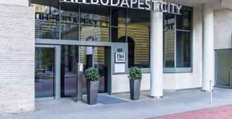 Nh布达佩斯城市酒店 - 布达佩斯 - 建筑