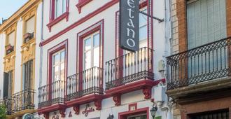 Hostal San Cayetano - 隆达 - 建筑
