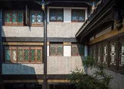 成都圆和圆佛禅文化酒店 - 成都 - 户外景观