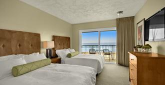 冲浪者海滩酒店 - 圣地亚哥 - 睡房