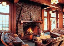 奎纳尔特湖山林小屋 - 奎诺尔特 - 休息厅