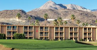 WorldMark Palm Springs - Plaza Resort and Spa - 棕榈泉 - 建筑
