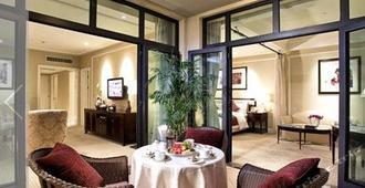 绿城·杭州玫瑰园度假酒店 - 杭州 - 睡房