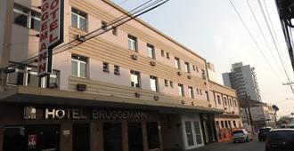 勃律盖曼酒店 - 弗洛里亚诺波利斯 - 建筑