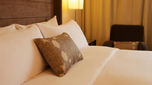 西贡宾乐雅酒店 - 胡志明市 - 睡房
