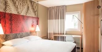 波尔多市中心圣让车站欧洲大西洋宜必思酒店 - 波尔多 - 睡房