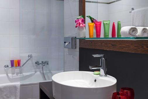 奥特伊玛诺特酒店 - 日内瓦 - 浴室
