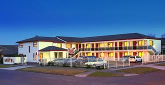 Bk罗托鲁瓦汽车旅馆 - 罗托鲁阿 - 建筑