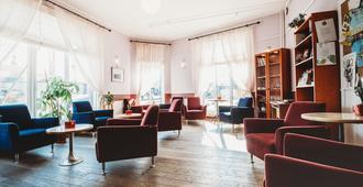 经济酒店 - 塔林 - 休息厅
