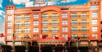 麦纳麦瑞士国际广场酒店 - 麦纳麦 - 建筑