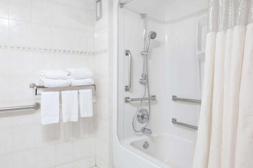 纽瓦克机场豪生酒店 - 纽瓦克 - 浴室