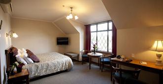 科驰曼酒店 - 北帕麥斯頓 - 睡房