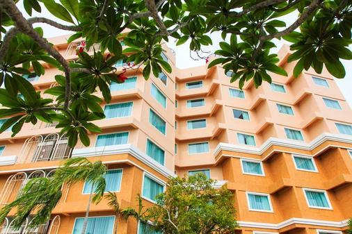 芭堤雅柑橘公园酒店 - 芭堤雅 - 建筑