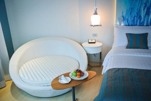 芭堤雅柑橘公园酒店 - 芭堤雅 - 浴室