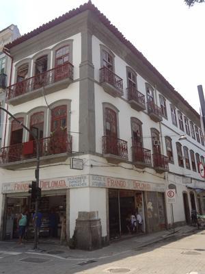 豪斯皮达吉姆利多旅馆 - 里约热内卢 - 建筑